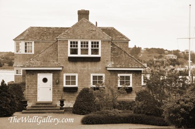 New England Seaside Home