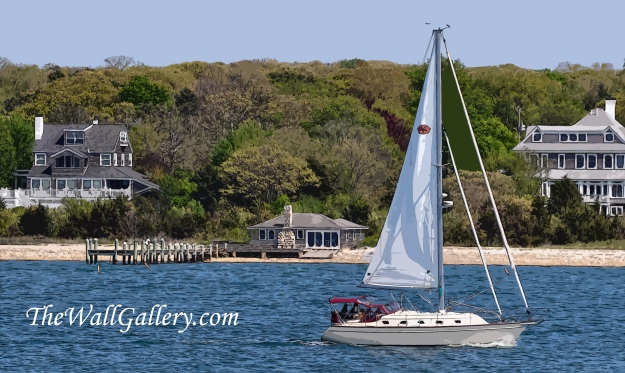 Spring New England Sailing
