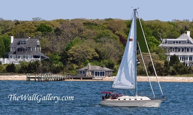 Spring New England Sailing