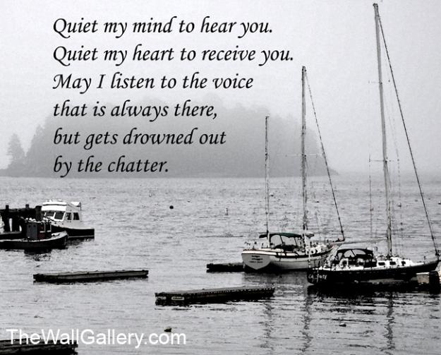 Quiet Me