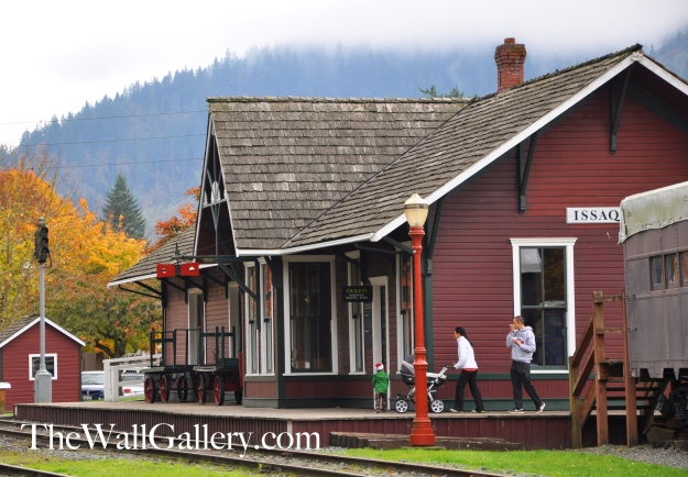 Issaquah Railroad Depot