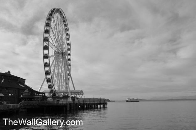 The Wheel and The Ferry
