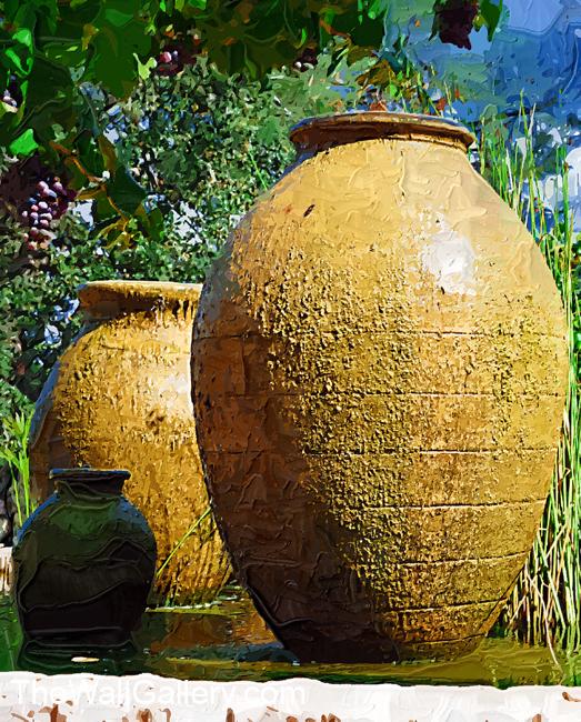 Fountain Urn 3