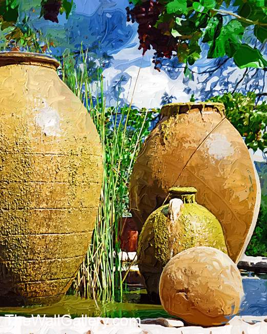 Fountain Urn 2