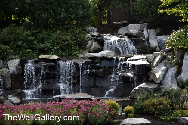 The Garden Waterfall