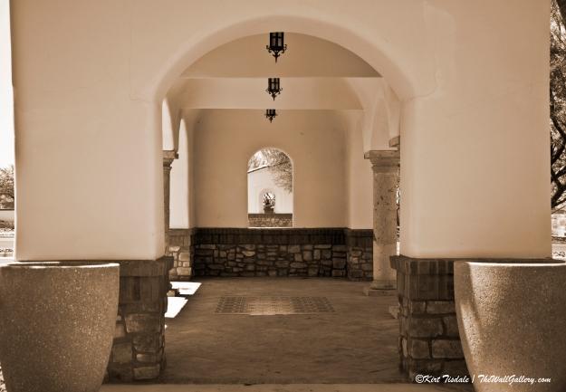 Arch 10 Sepia