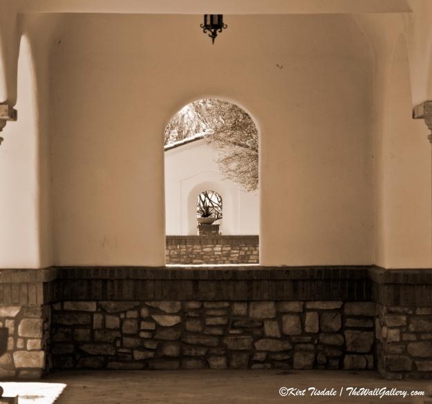 Arch 11 Sepia