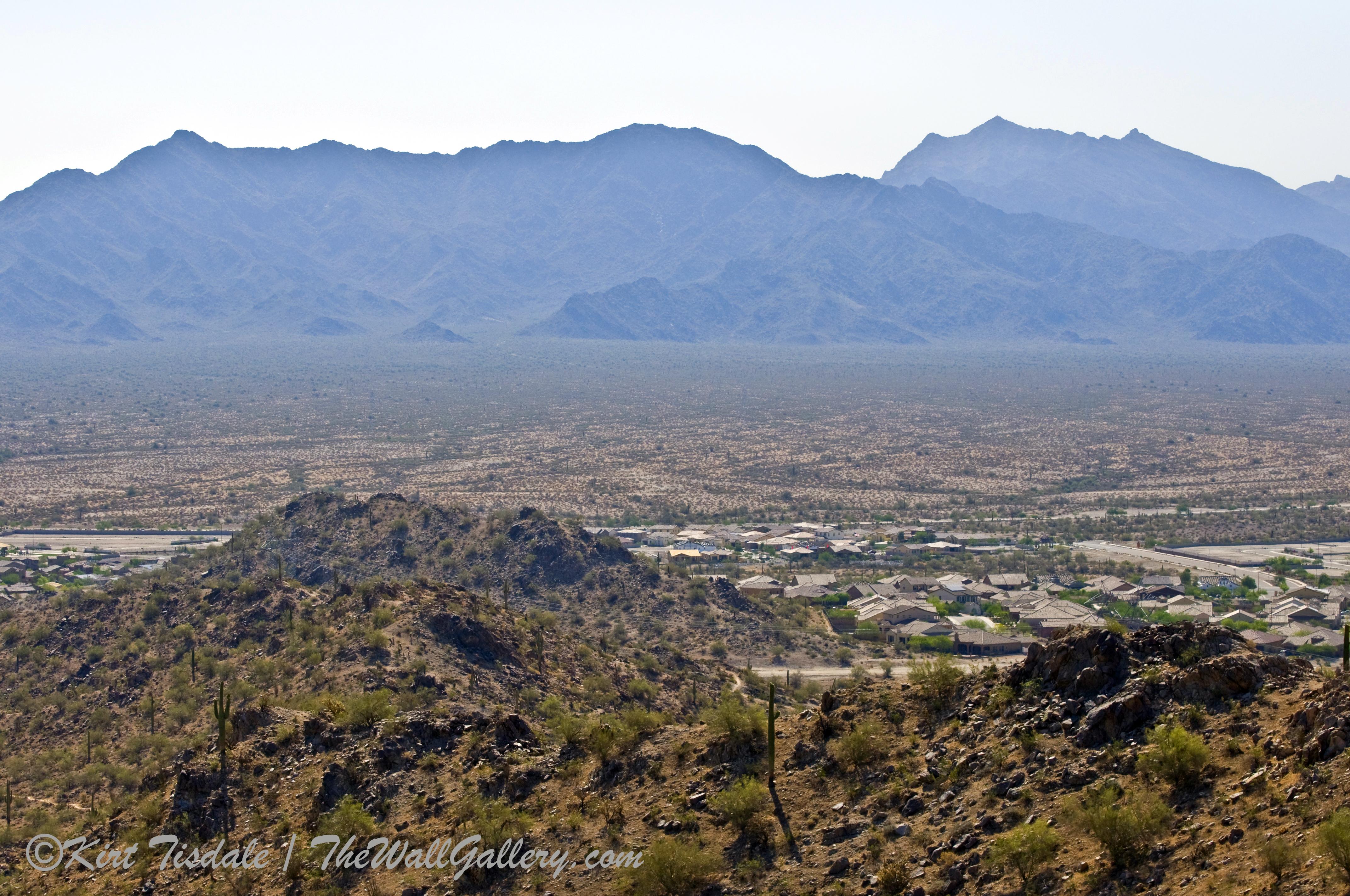 Desert Hike: The Top