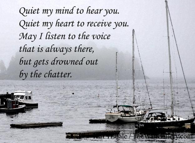 Quiet my Mind