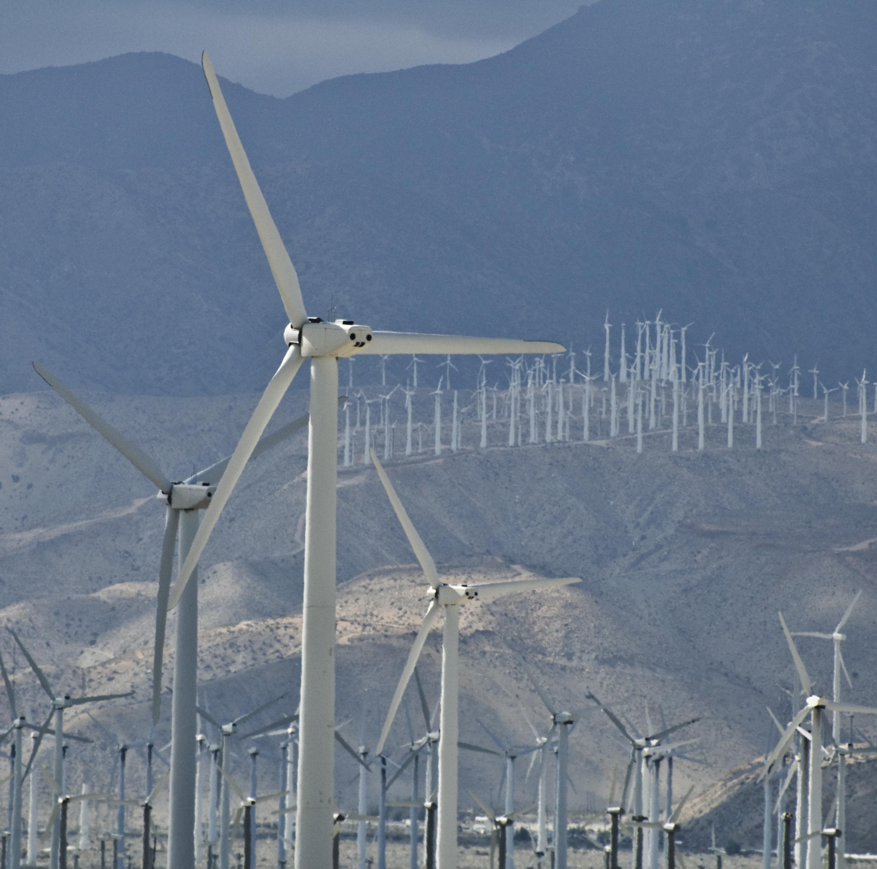 Wind Turbine 3: Cropped