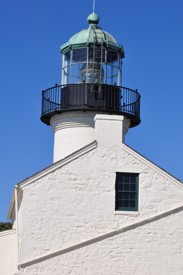 Point Loma Lighthouse Color