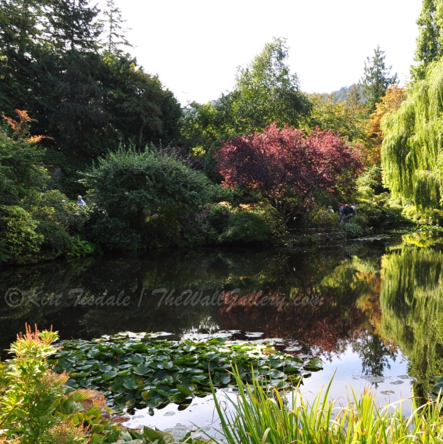 Butchart Gardens Two
