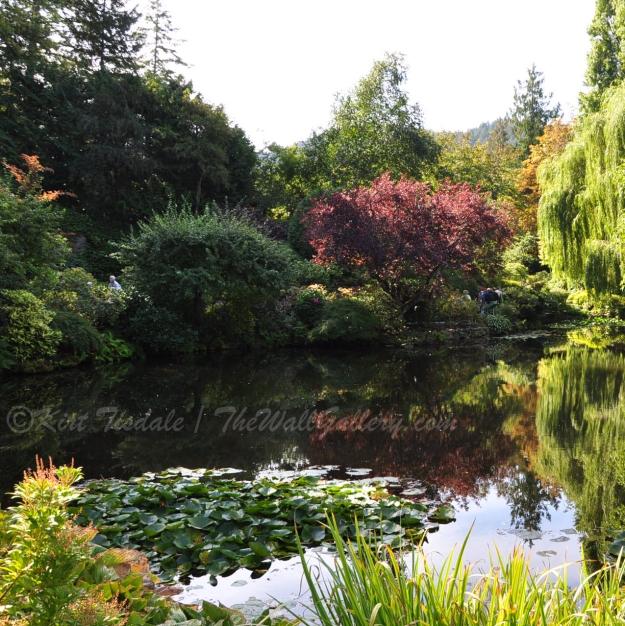 Butchart Gardens Two