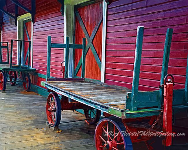Train Carts