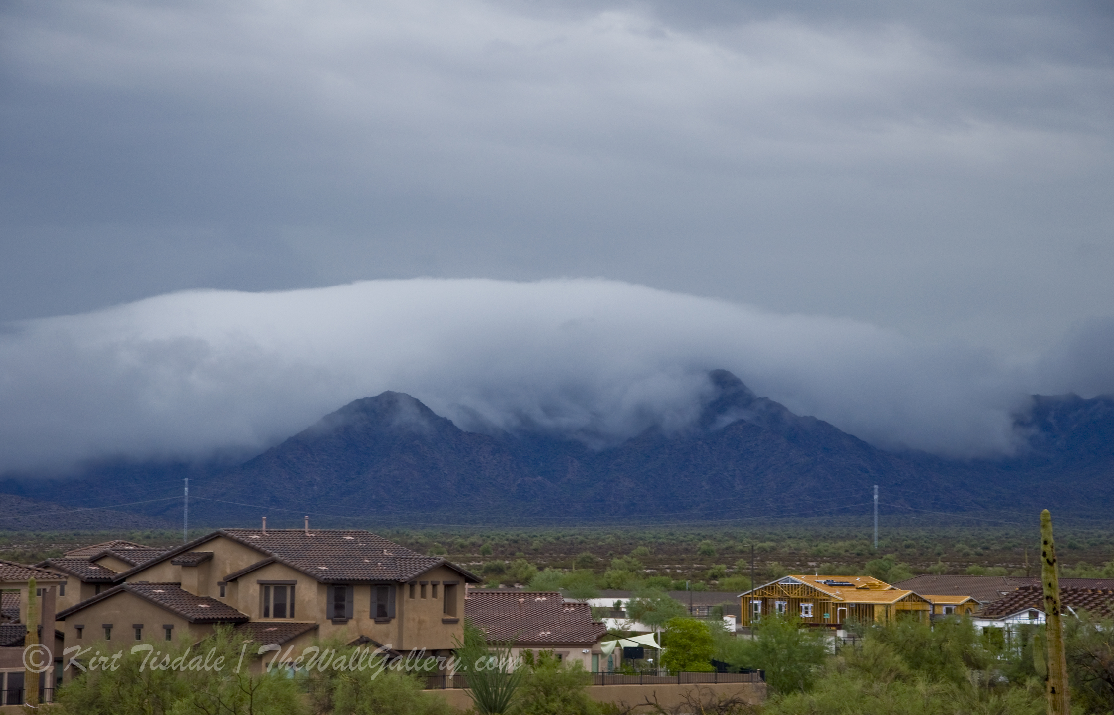 Clouds and Mountains 1