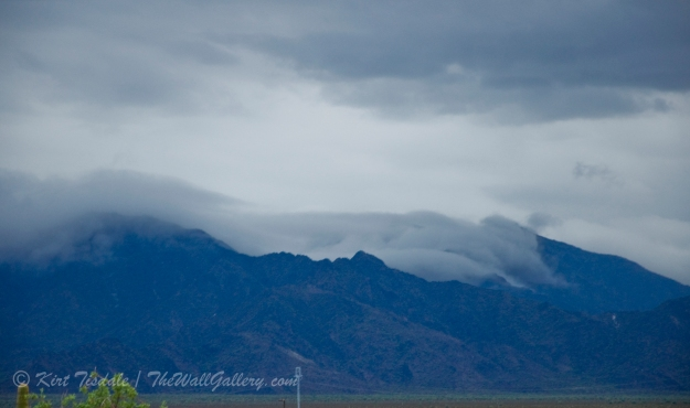 Clouds and Mountains 3
