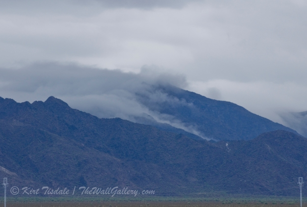Clouds and Mountains 4