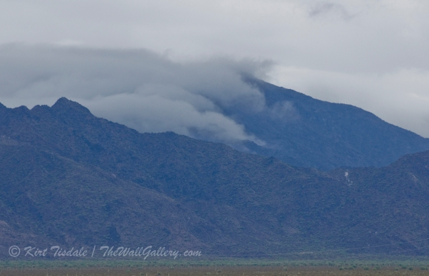 Clouds and Mountains 5