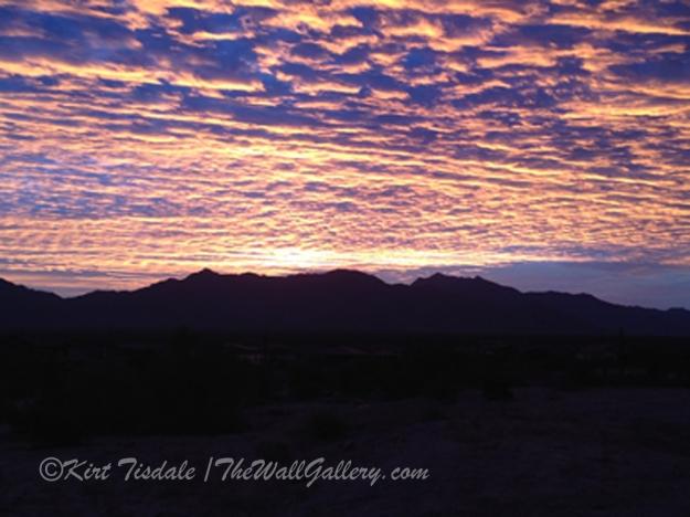 Desert Sunrise 3