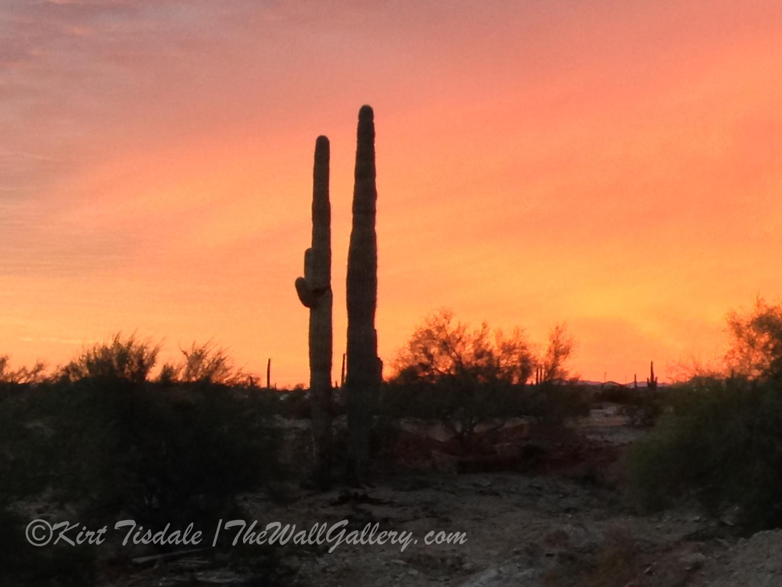 Desert Sunrise 4