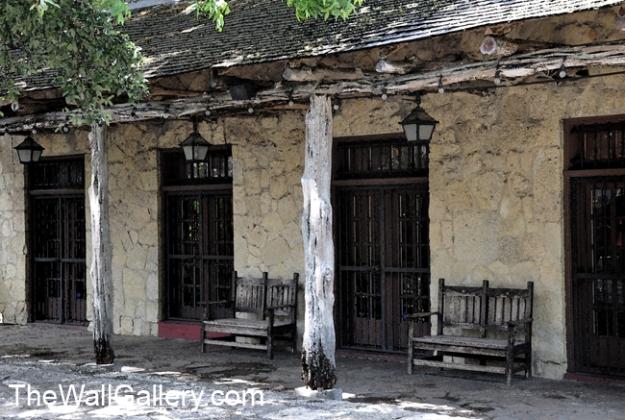 The Alamo Adobe