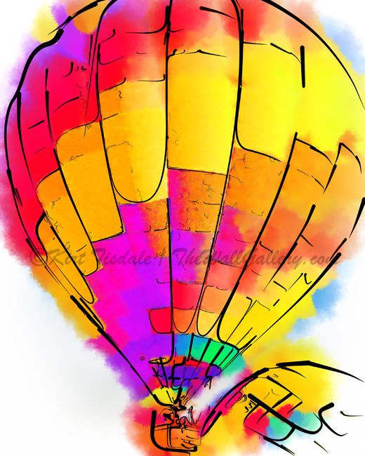 The Red and Yellow Balloon