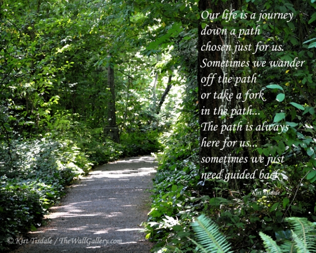Wall Art Print: Life is a Journey