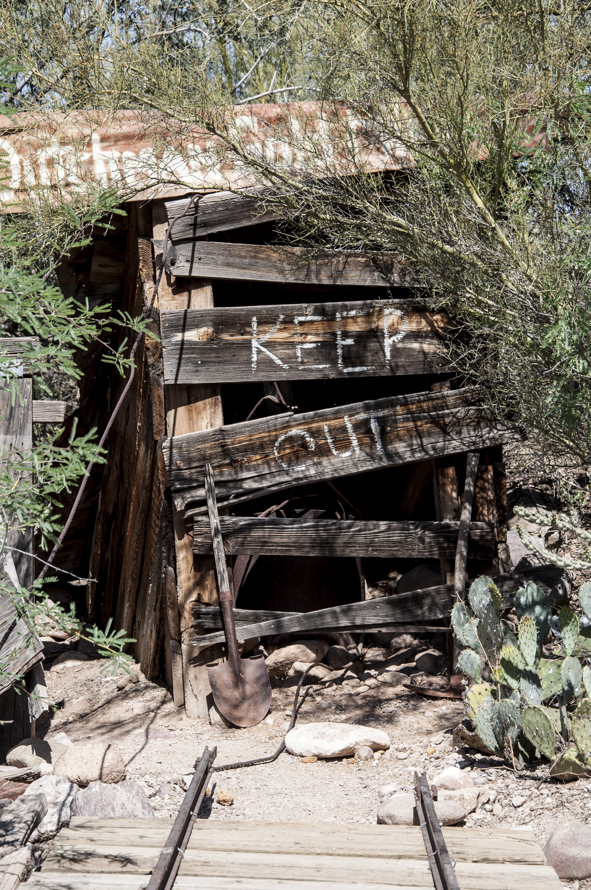 Old West Mine 1