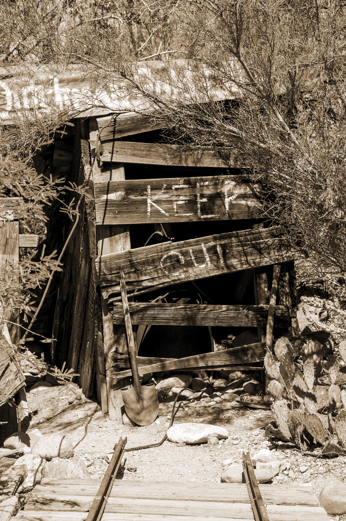 Old West Mine 2