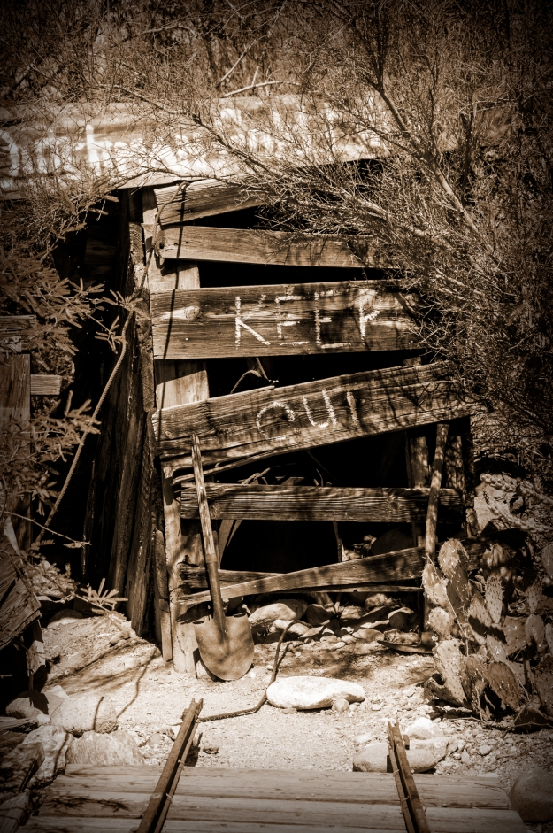 Old West Mine 3