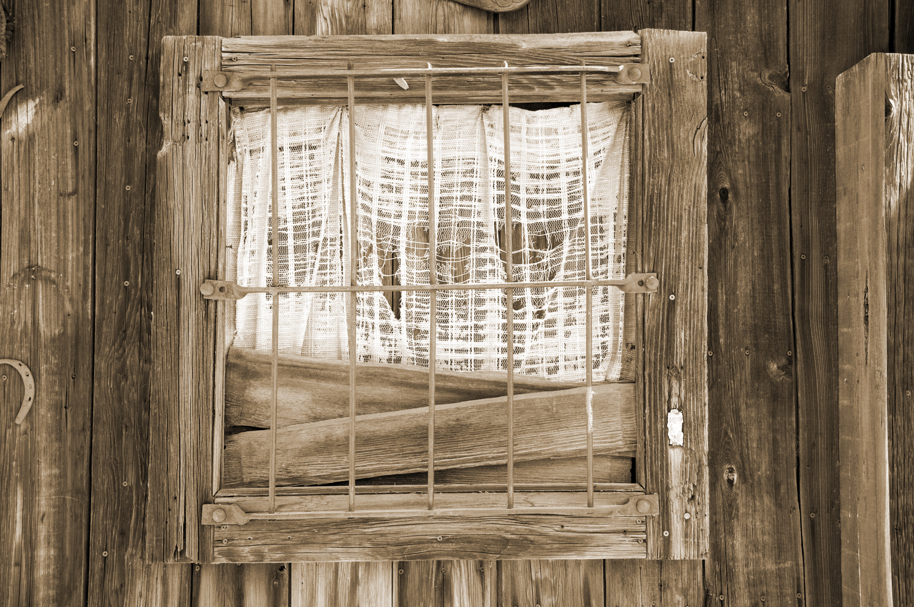 Old West Window 2