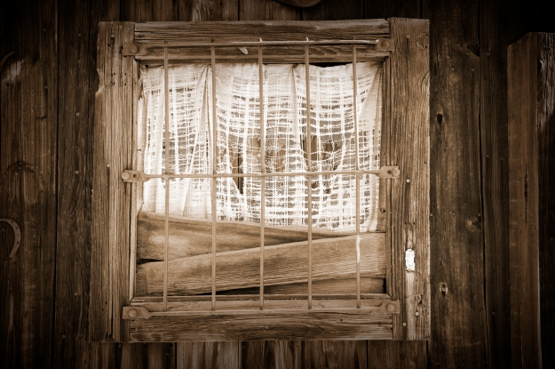 Old West Window 3
