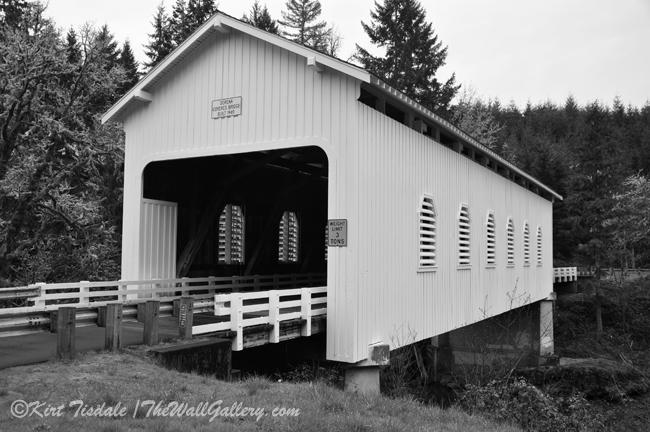 Dorena Covered Bridge