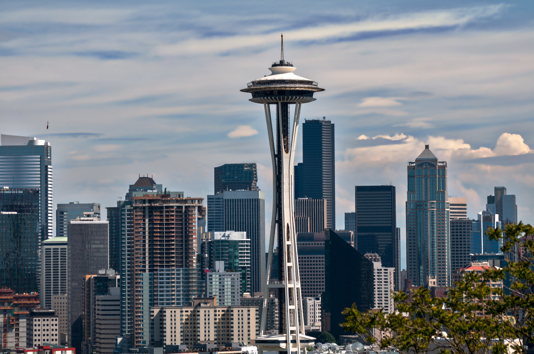 The Space Needle – Excerpts From a Photo Shoot | thewallgalleryblog