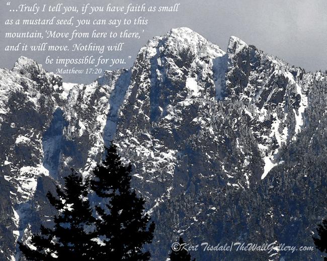 Faith and The Mountain
