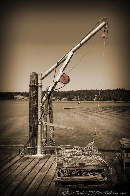 Dock Crane