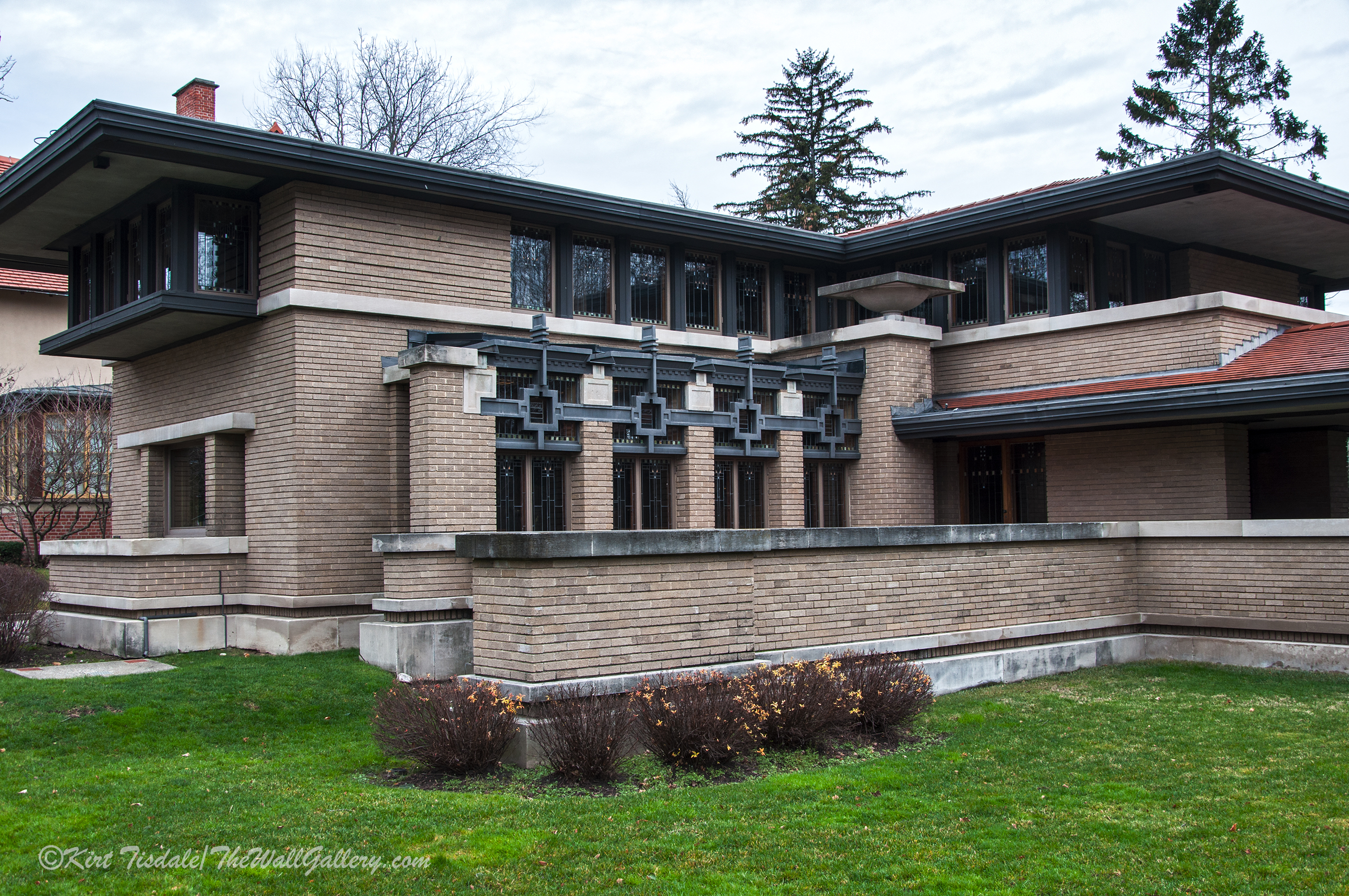 Meyer May House Frank Lloyd Wright Excerpts From A
