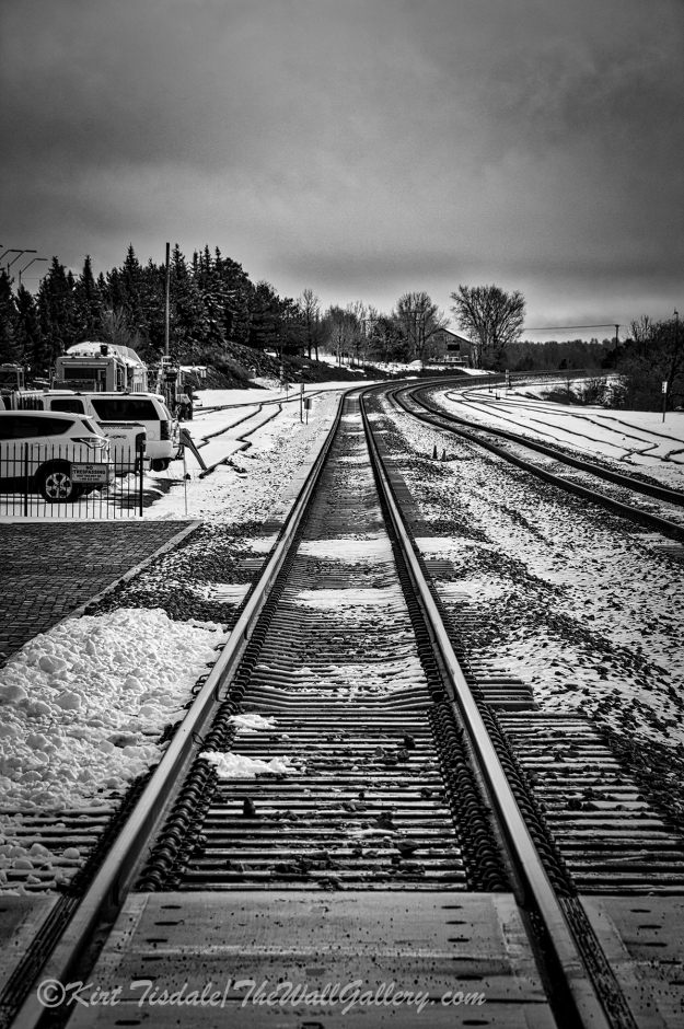 Flagstaff Railroad Tracks 4