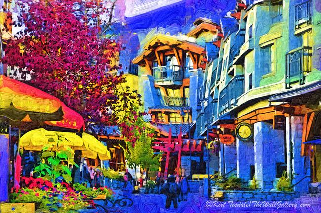 Main Street Whistler