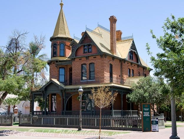 Heritage Square, Phoenix, Arizona