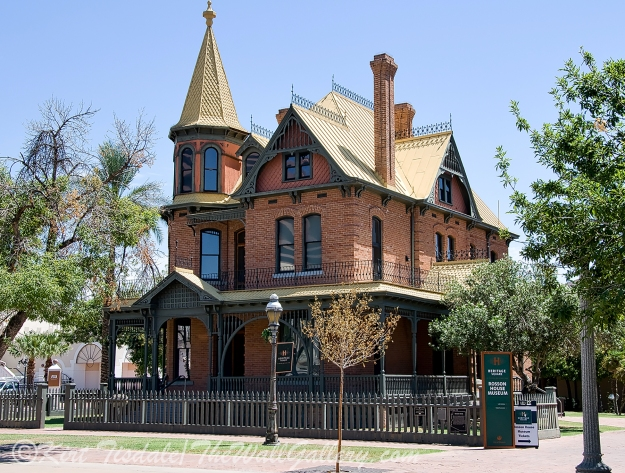 Heritage Square, Phoenix, Arizona