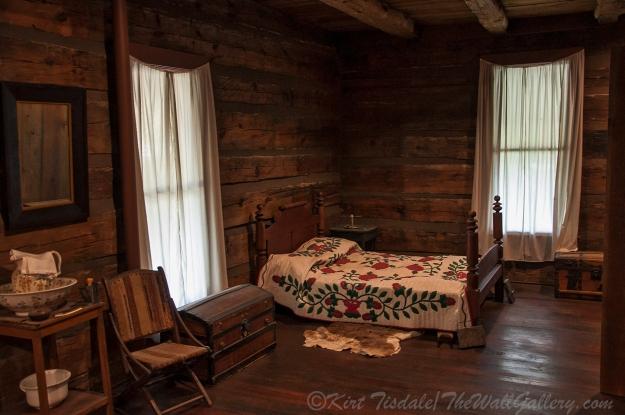Sharlot Hall - Bedroom