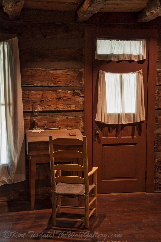 Sharlot Hall - Desk and Chair