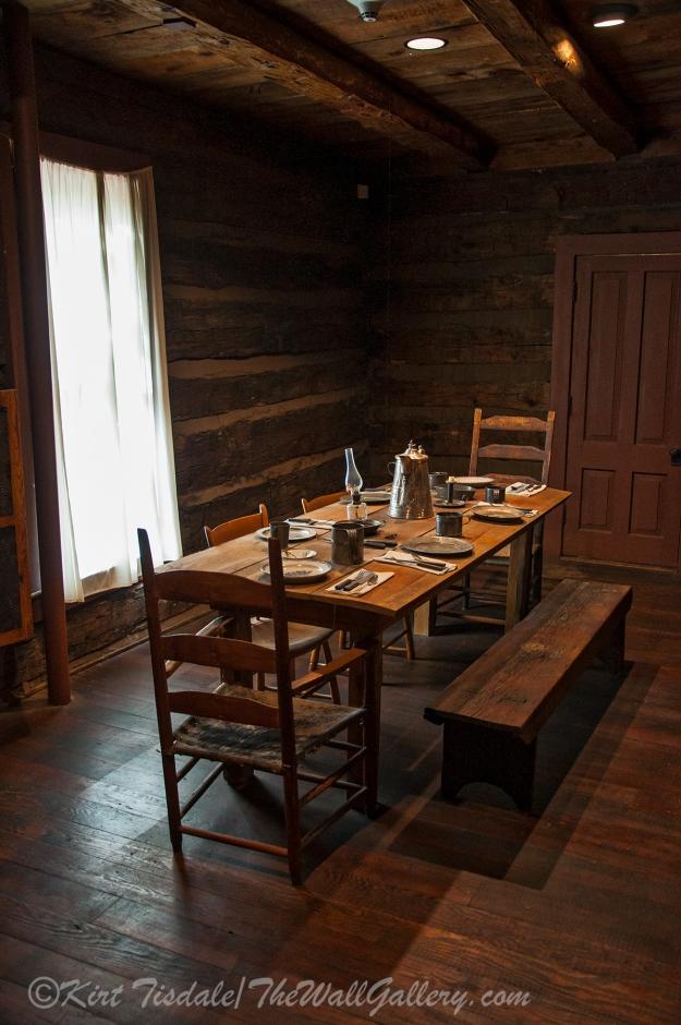 Sharlot Hall - Kitchen