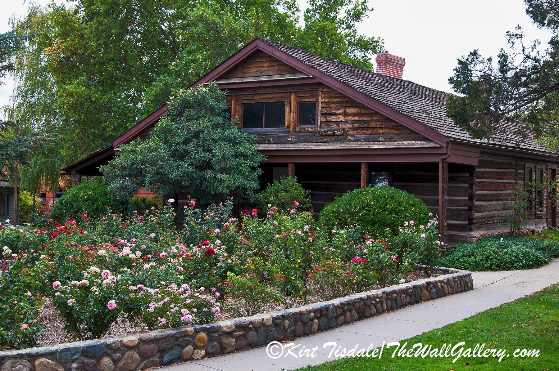 Territorial Rose Garden
