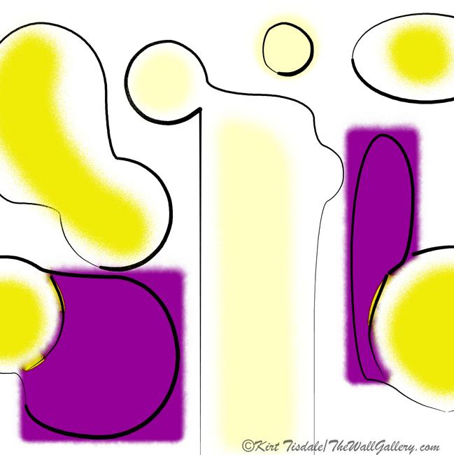 """Yellow and Purple"""