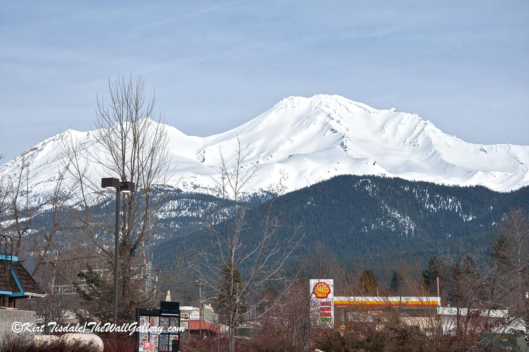 Mount Shasta Two