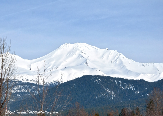 Mount Shasta Three